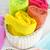 toalhas · xampu · isolado · branco · fundo · beleza - foto stock © tycoon