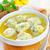 sopa · carne · alimentos · restaurante · verde - foto stock © tycoon