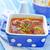pişirme · et · makarna · tava · top - stok fotoğraf © tycoon