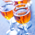 brandy · cognac · liqueur · verre · ambre · jaune - photo stock © tycoon