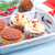 muffins · christmas · decoratie · tabel · chocolade · cake - stockfoto © tycoon