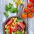 ev · yapımı · patates · üretim · gıda · ahşap · makarna - stok fotoğraf © tycoon