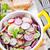 veganistisch · saladeschaal · gezond · leven · voedsel · groene · salade - stockfoto © tycoon