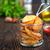 フライド · カリフラワー · ハーブ · 食品 - ストックフォト © tycoon