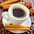 kahve · lezzet · baharat · arka · plan · duman · tablo - stok fotoğraf © tycoon