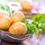 ruw · aardappel · schil - stockfoto © tycoon