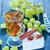 vino · queso · de · uva · bordo · alimentos · estrellas - foto stock © tycoon