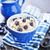 ボウル · 燕麦 · 朝食 · 穀物 · 誰も - ストックフォト © tycoon