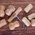 champanhe · vinho · textura · comida · madeira · grupo - foto stock © tycoon