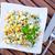 krumpli · tonhal · saláta · pesztó · öntet · étel · hal - stock fotó © tycoon