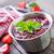eper · lekvár · étel · üveg · csokoládé · háttér - stock fotó © tycoon