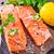 кусок · лосося · изолированный · рыбы · красный - Сток-фото © tycoon