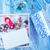 christmas · dekoracji · polu · tabeli · drzewo - zdjęcia stock © tycoon