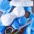 iplik · iğneler · yalıtılmış · beyaz · ev - stok fotoğraf © tycoon