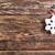 Noel · dekorasyon · ahşap · masa · ışık · arka · plan · hediye - stok fotoğraf © tycoon