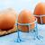 főtt · tojás · izolált · fehér · narancs · reggeli · étel - stock fotó © tycoon