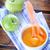 bebek · ahşap · beyaz · sağlık · meyve · kırmızı - stok fotoğraf © tycoon