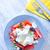 lezzetli · yumurta · büyük · beyaz · plaka · ahşap · masa - stok fotoğraf © tycoon