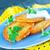 patates · krep · plaka · tablo · gıda · mutfak - stok fotoğraf © tycoon