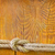 rope on wooden background stock photo © tycoon