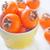 ジューシー · 柿 · 食品 · フルーツ · 背景 · 表 - ストックフォト © tycoon