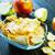 自家製 · リンゴ · チップ · ナッツ · スパイス · 素朴な - ストックフォト © tycoon