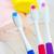 textura · médico · casal · saúde · azul · boca - foto stock © tycoon