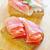 jamón · queso · trigo · color - foto stock © tycoon