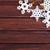 Noel · dekorasyon · ahşap · masa · ahşap · dizayn · arka · plan - stok fotoğraf © tycoon