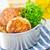 vaca · verde · frango · jantar · prato · carne - foto stock © tycoon