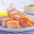 鮭 · ケバブ · 食品 · 魚 · オレンジ · ランチ - ストックフォト © tycoon