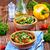ボウル · 新鮮な · 緑 · サラダ · 行 · ケータリング - ストックフォト © tycoon