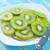 groene · vruchten · kiwi · bruin · gesneden · voedsel - stockfoto © tycoon