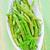 friss · zöld · saláta · előkészített · fehér · étel - stock fotó © tycoon