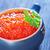 łososia · kawior · czerwony · puchar · tabeli · ryb - zdjęcia stock © tycoon