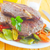 baked meat with vegetables stock photo © tycoon
