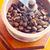 bağbozumu · kahve · değirmen · öğütücü · kahve · çekirdekleri · gıda - stok fotoğraf © tycoon