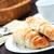 здорового · завтрак · кофе · круассаны · апельсиновый · сок · свет - Сток-фото © tycoon