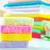 serviettes · shampooing · fleurs · bleu · détendre · couleur - photo stock © tycoon