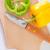 hortalizas · color · pimienta · frutas · cocina · mesa - foto stock © tycoon