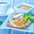 reggeli · büfé · egészséges · kontinentális · kávé · narancslé - stock fotó © tycoon