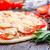 Italiaans · pizza · rode · wijn · kaas · tomaten · olijven - stockfoto © tycoon