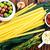 пасты · различный · продовольствие · спагетти · сырой - Сток-фото © tycoon
