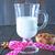 almond milk stock photo © tycoon