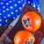 maduro · frutas · fondo · naranja · verde · rojo - foto stock © tycoon