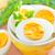 çanak · paskalya · yumurtası · tebrik · kartı · kiraz · çiçek · eski - stok fotoğraf © tycoon