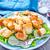 caesar salad stock photo © tycoon