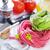 ruw · pasta · gezondheid · achtergrond · keuken · olie - stockfoto © tycoon