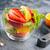свежие · зеленый · виноград · желтый · чаши · деревянный · стол · продовольствие - Сток-фото © tycoon