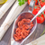 İtalyan · gıda · pizza · makarna · sebze · ahşap · masa - stok fotoğraf © tycoon